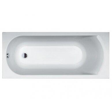 Akrilinė vonia Riho Miami 150, 160, 170, 180 cm 2