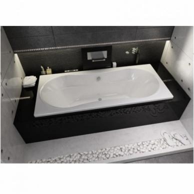 Akrilinė vonia Riho Supreme 180, 190 cm 2
