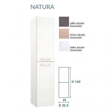 Vonios baldų komplektas Natura 160 6 dalių 19