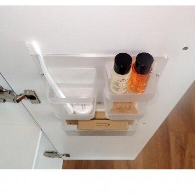 Vonios baldų komplektas Scandic 80 6
