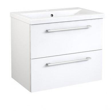Vonios baldų komplektas Scandic 80 8