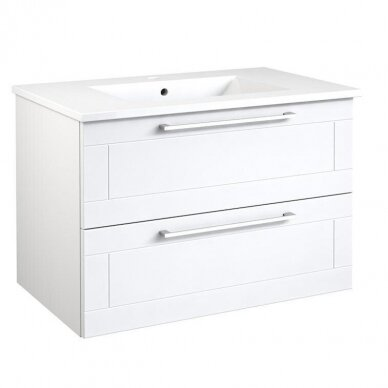 Vonios baldų komplektas Serena Retro 75 3