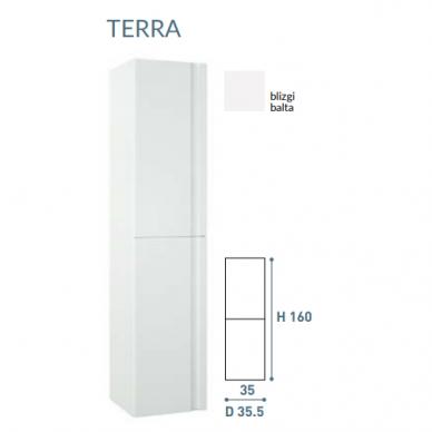 Vonios baldų komplektas Terra 60 3 dalių 14