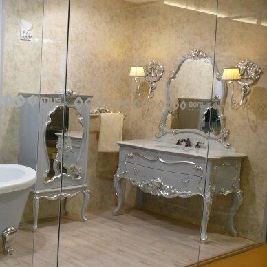 Vonios kambario baldų komplektas Flora Style Terra 3