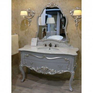Vonios kambario baldų komplektas Flora Style Terra