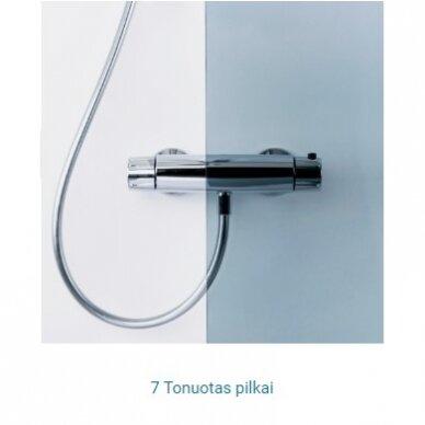Vonios sienelė Baltijos Brasta Maja 70, 80, 90,100 cm 8