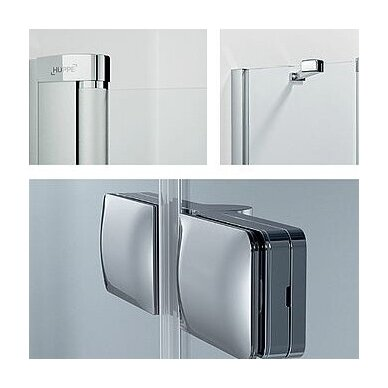 Vonios sienelė Huppe Design elegance 100, 120 cm 3