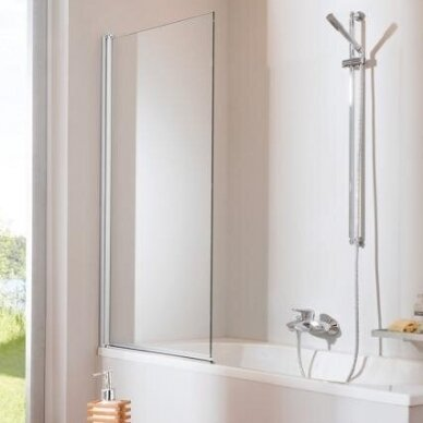 Vonios sienelė Huppe Design elegance 75 cm