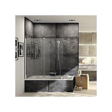 Vonios sienelė Huppe Xtensa pure 120,140 cm