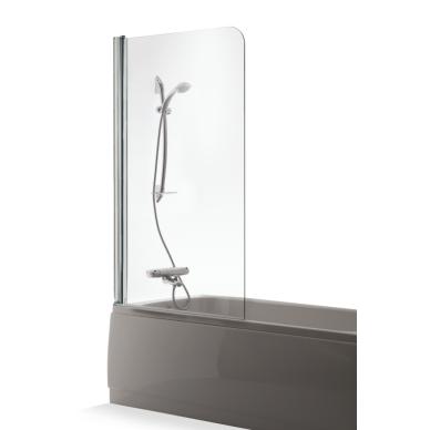 Vonios sienelė Brasta Glass Maja 70, 80, 90,100 cm