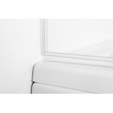 Vonios sienelė Brasta Glass Meda 70, 75, 80 cm 4