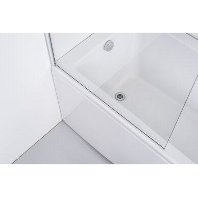 Vonios sienelė Baltijos Brasta Mija 70, 80, 90, 100 cm 6