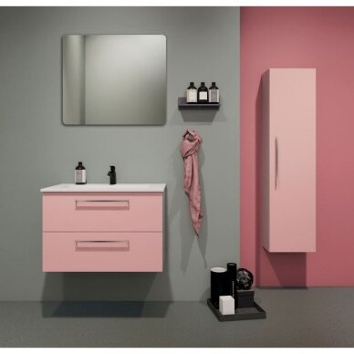 Vonios spintelė Joy su praustuvu 61, 76, 91, 121 cm 4