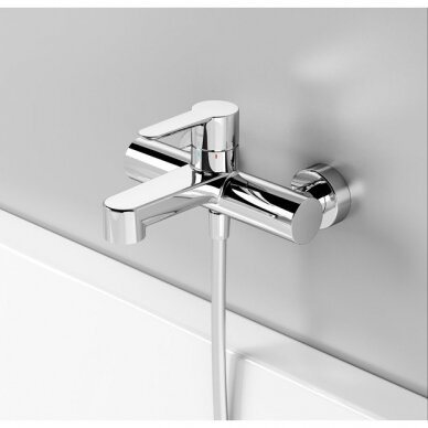 Vonios vandens maišytuvas Ravak Puri 150 mm 3