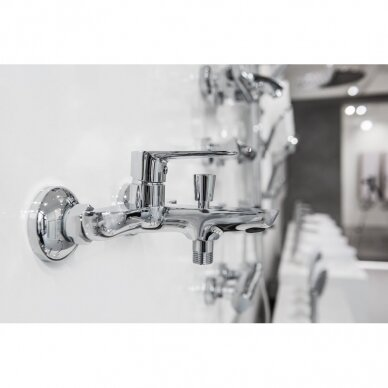 Vonios/dušo maišytuvas Ravak Classic 150 mm 2