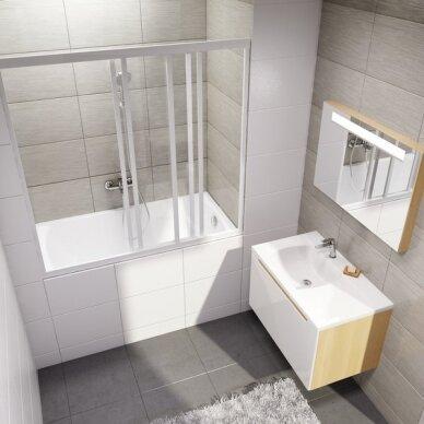 Vonios/dušo maišytuvas Ravak Classic 150 mm 3