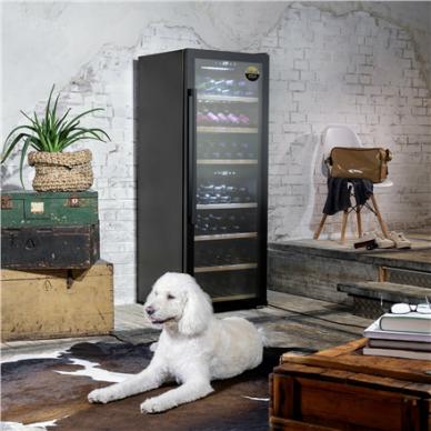 Vyno šaldytuvas CASO Wineexclusive 126 Smart 3