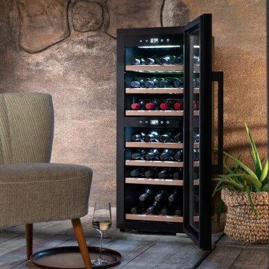Vyno šaldytuvas Caso WineExclusive 38 2