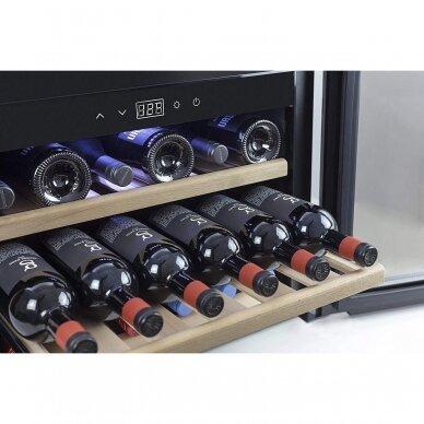 Vyno šaldytuvas Caso WineSafe 18 EB 4
