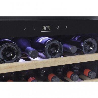 Vyno šaldytuvas Caso WineSafe 18 EB 5