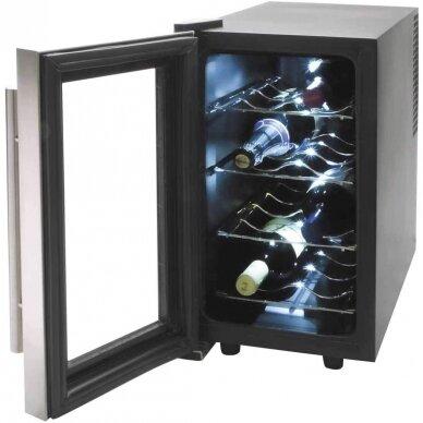 Vyno šaldytuvas LACOR 69078