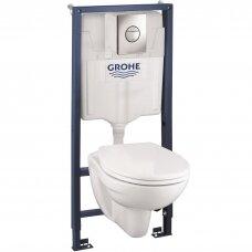 WC komplektas Grohe Bau