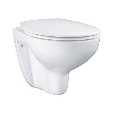 WC komplektas Grohe Bau Ceramic Rimless 5