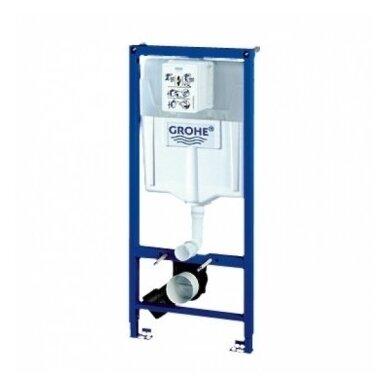 WC komplektas Grohe Bau Rimless 8