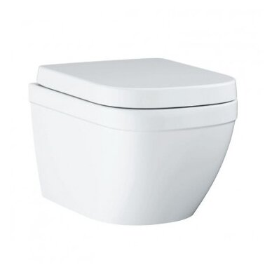 WC komplektas Grohe EuroCeramic Rimless 3