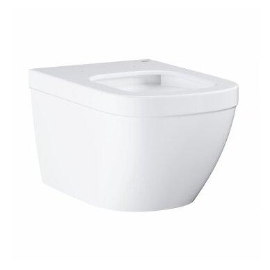 WC komplektas Grohe EuroCeramic Rimless 4