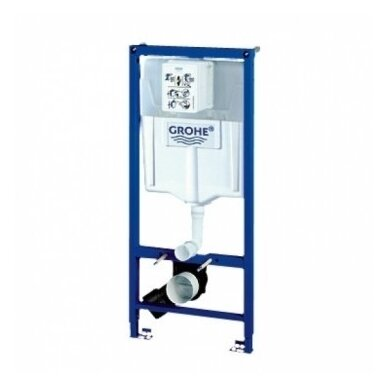 WC komplektas Grohe EuroCeramic Rimless 7