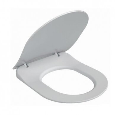 WC komplektas Ravak Endo unitazas ir Grohe WC rėmas Rapid SL 5in1 3