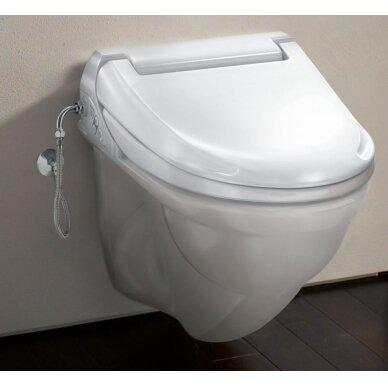 WC puodas ir išmanusis dangtis Geberit AquaClean 4000 2
