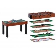 Žaidimų stalas GARLANDO MULTI12CIRLNO MULTI-12