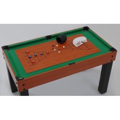 Žaidimų stalas GARLANDO MULTI12CIRLNO MULTI-12 2