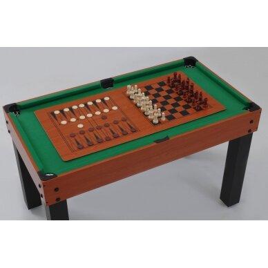 Žaidimų stalas GARLANDO MULTI12CIRLNO MULTI-12 3