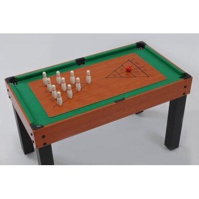 Žaidimų stalas GARLANDO MULTI12CIRLNO MULTI-12 4
