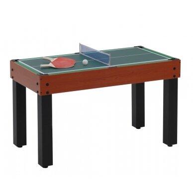 Žaidimų stalas GARLANDO MULTI12CIRLNO MULTI-12 5